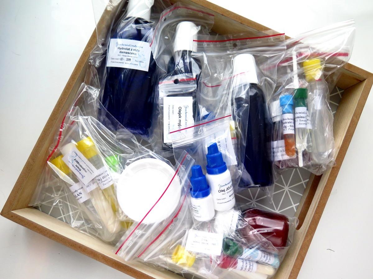 haul zakupowy nowości kosmetyki do pielęgnacji twarzy biochemia urody opinie