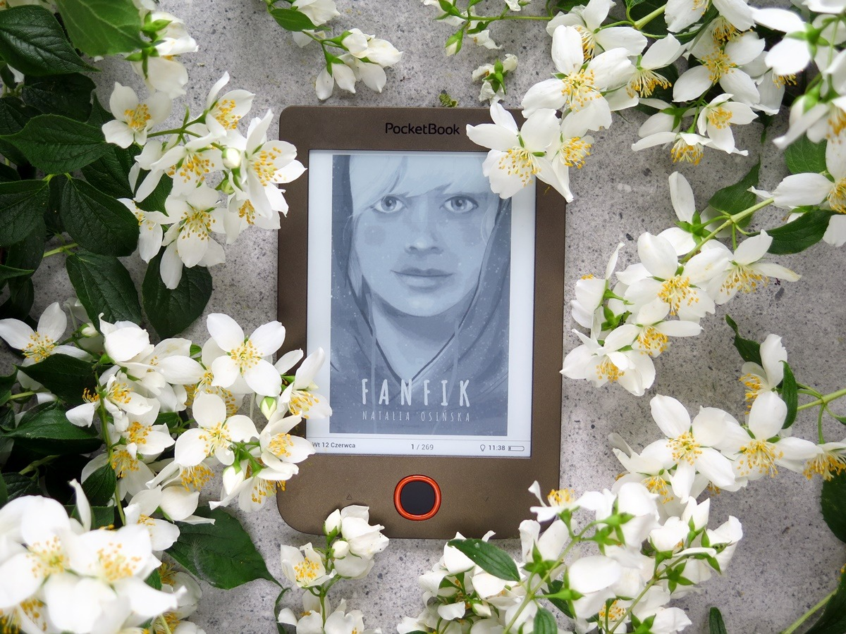 książka fanfik natalia osińska ebook czytnik pocketbook