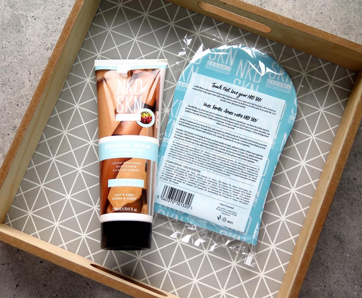 kosmetyki do nadania koloru ciału smaoopalacz