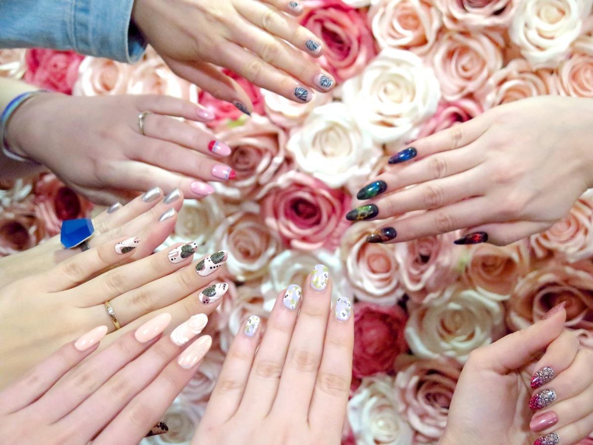 paznokcie blogerek na meet beauty