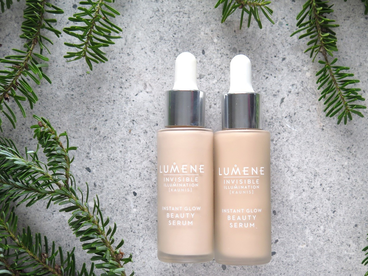 serum lumene instant glow illuminizer odcień light oraz medium