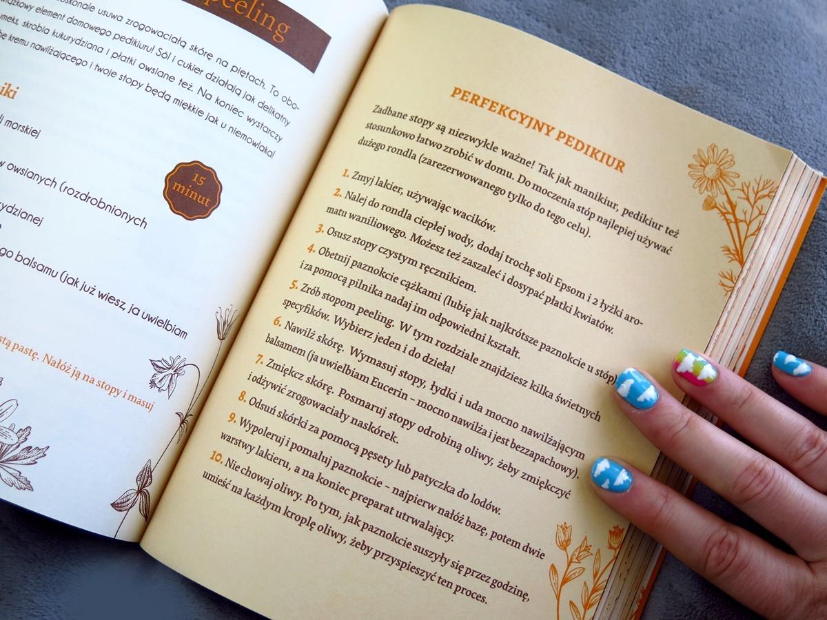 jak zrobić pedicure krok po kroku instrukcja sekrety urody babuszki