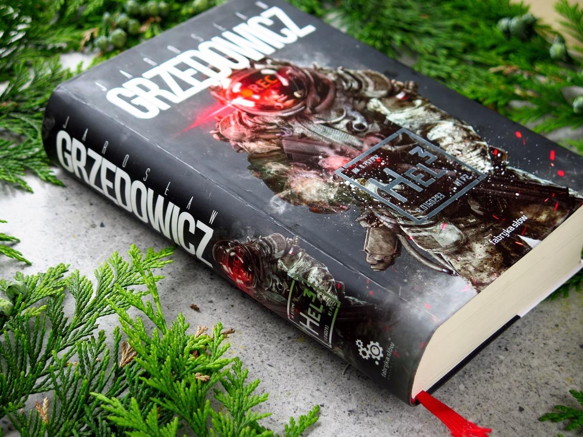 jarosław grzędowicz hel 3 książka powieść science fiction