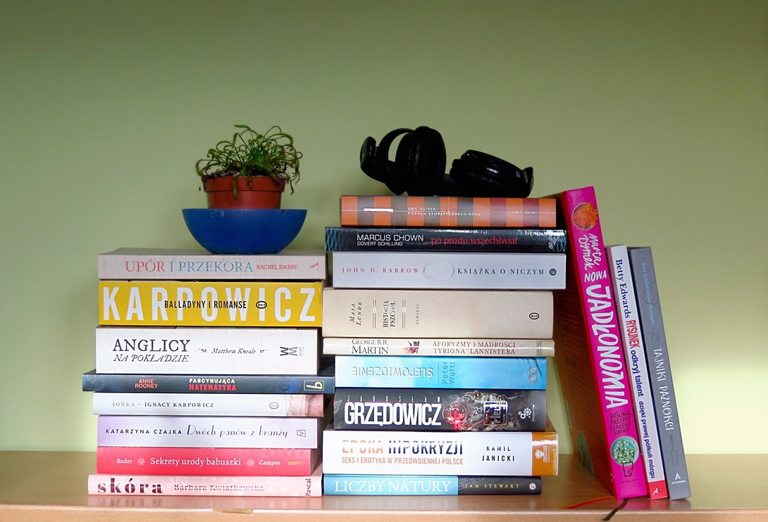 książki tbr to be read do przeczytania co przeczytać półka na ksiażki domowa biblioteczka
