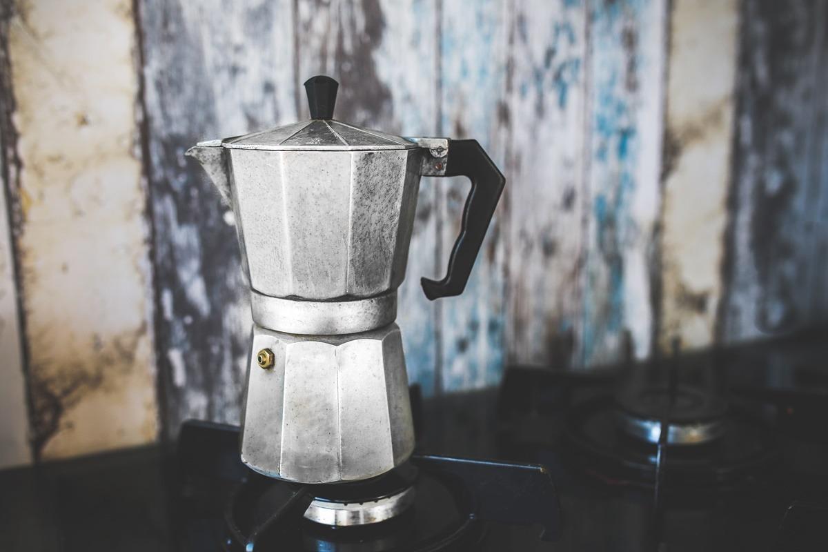Kawiarka włoska makinetka
