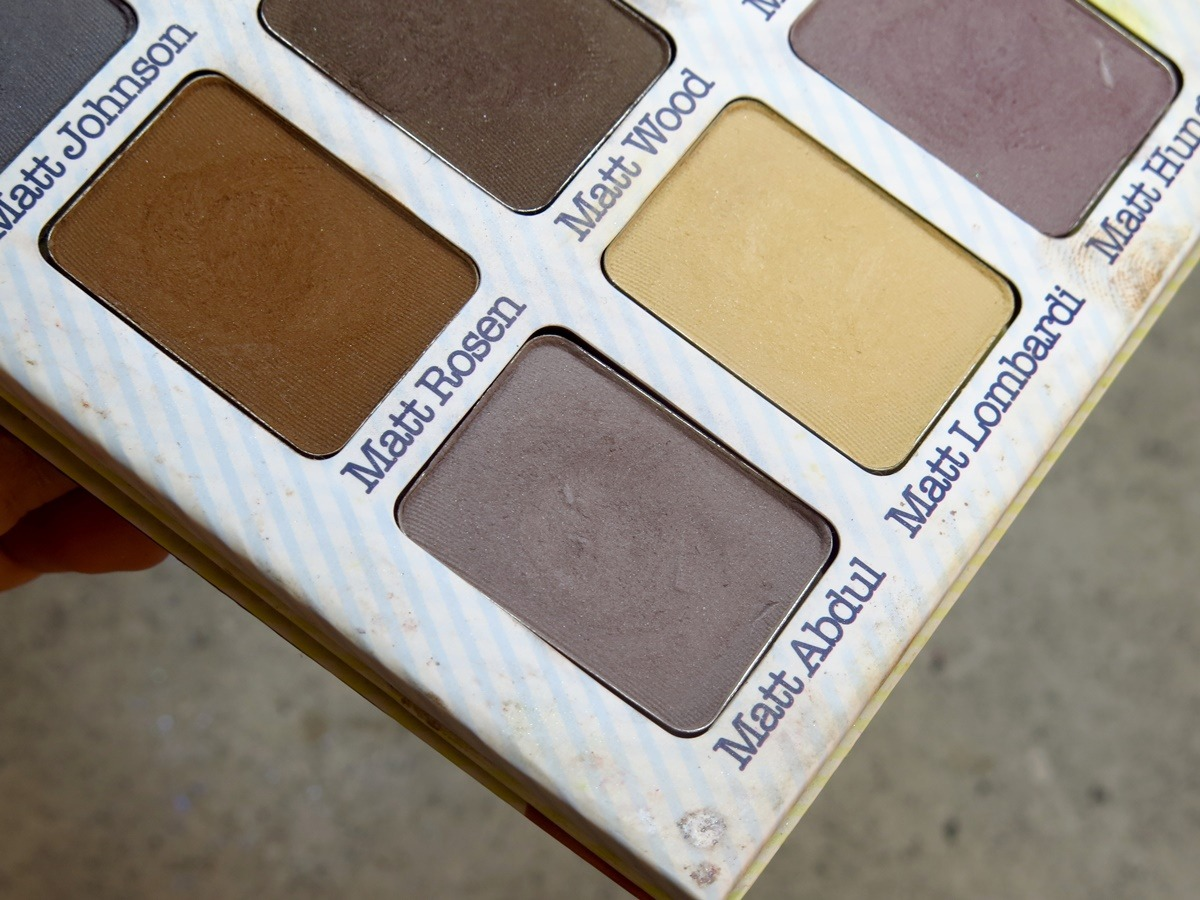 pan that palette intro project pan 2019 the balm meet matte nude paleta cieni denkuję